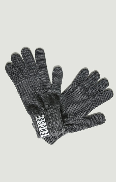 GLOVES, GREY, hi-res-1