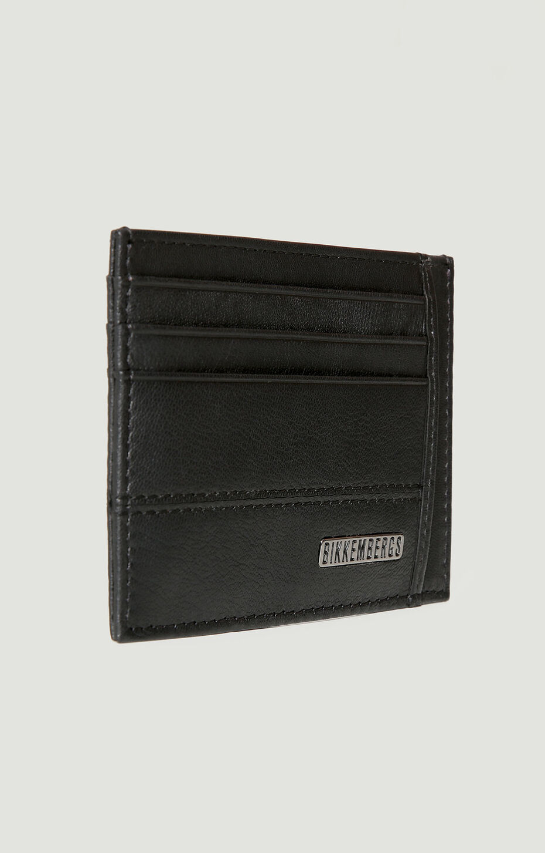 CARD CASE COLOR, Nero/Nero, hi-res-1