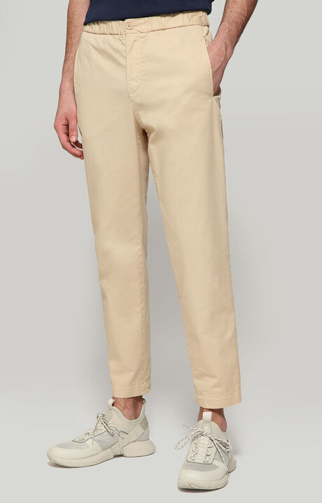 TROUSERS, BEIGE, hi-res-1