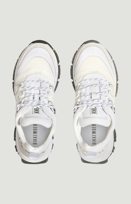 DELMAR  -  HICKING SHOE, White/White, hi-res-1