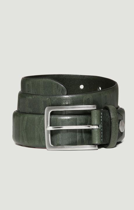 MAN BELT 3,5 CM, Dark Green, hi-res-1