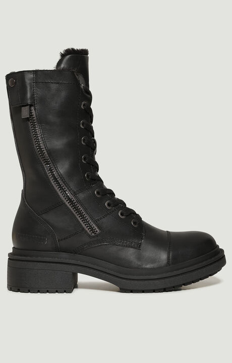 SARALEE  -  ZIP BOOT, Black, hi-res-1