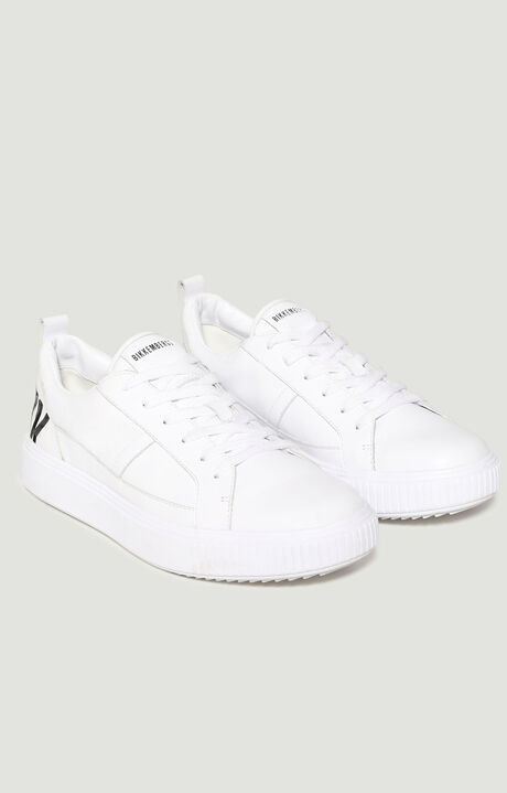 CALLUM  -  LOW TOP LACE UP, White, hi-res-1