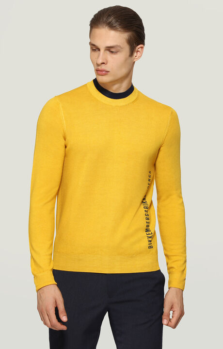 SWEATER, Amarillo Mostaza, hi-res-1