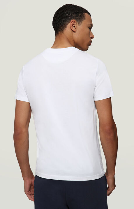 T-SHIRT PRINT LOGO 21 CM, OPTICAL WHITE, hi-res-1