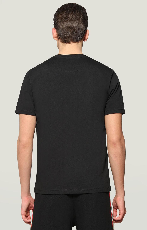 T-SHIRT, BLACK, hi-res-1