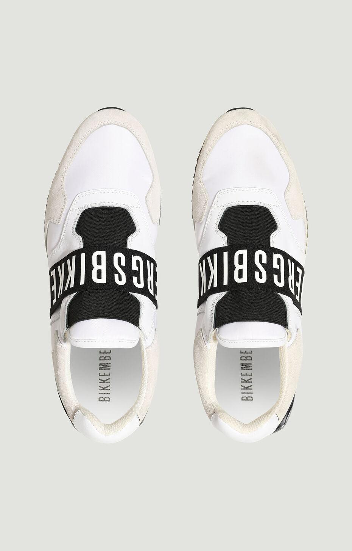 HALED  -  SLIP ON, Blanc/Noir, hi-res-1