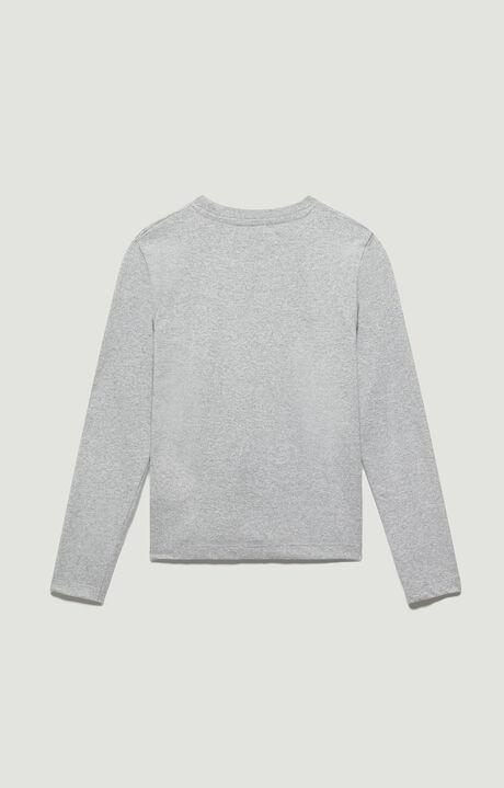 T-SHIRT, Серый Меланж, hi-res-1