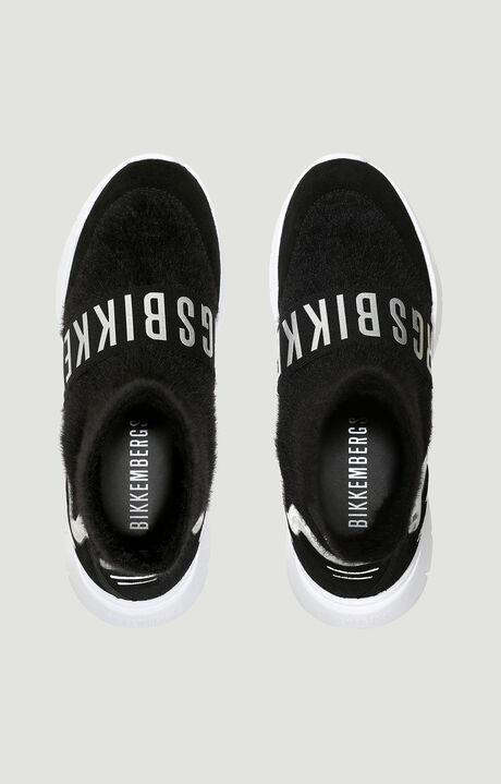 FAUSTINE  -  SLIP ON, Black, hi-res-1
