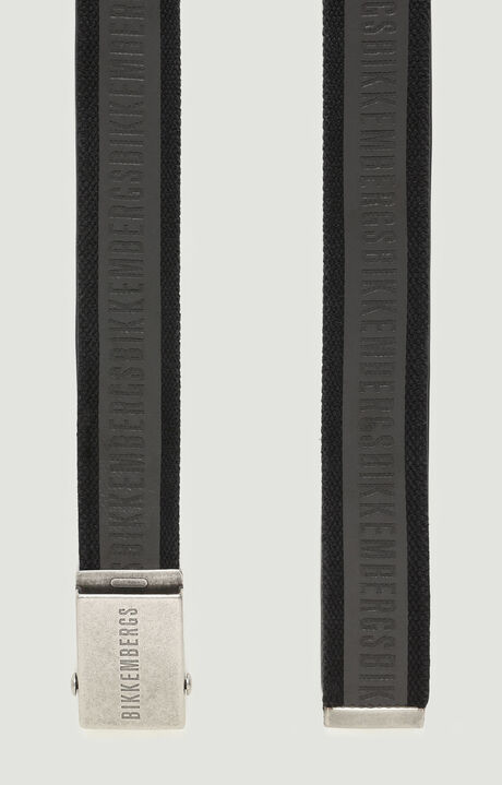 MAN BELT 4 CM, Black, hi-res-1