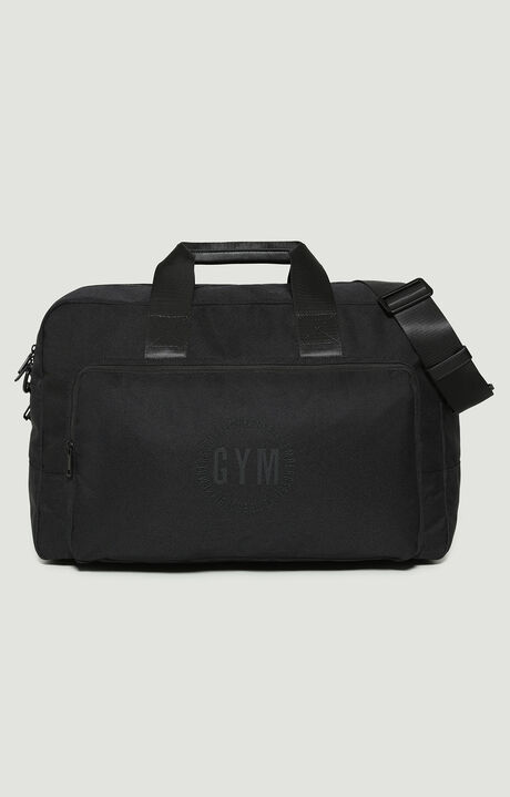 TRAVEL BAG GYM 006, BLACK, hi-res-1
