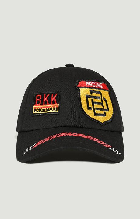 BASEBALL CAP, Black, hi-res-1