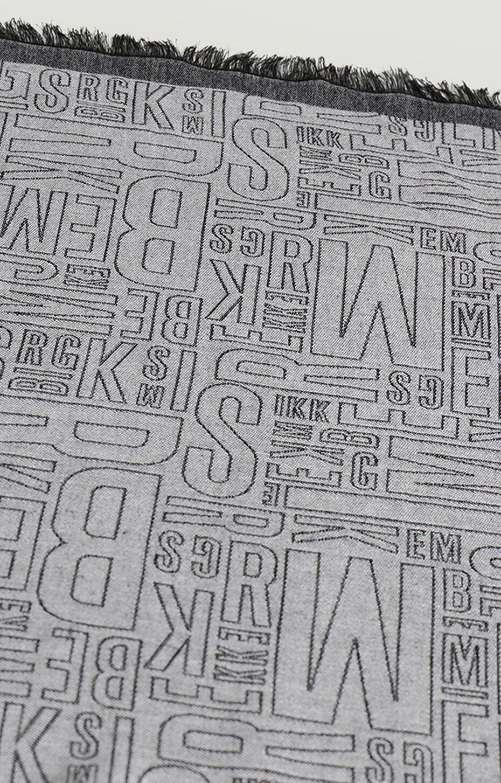 45X180 SCARF, BLACK, hi-res-1