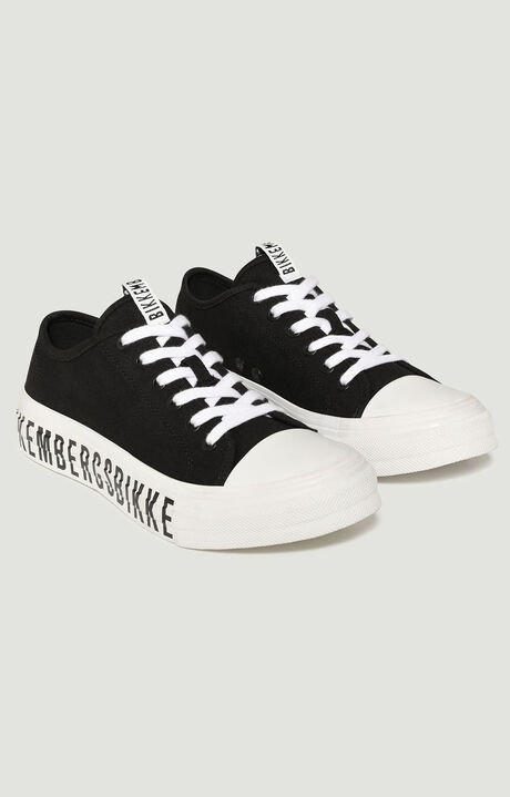 AIDAN  -  LOW TOP LACE UP, Negro, hi-res-1