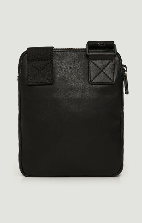 MINI CROSSBODY BAG NAME, Schwarz, hi-res-1