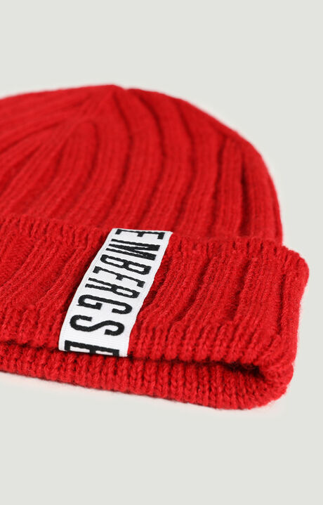 BEANIE, Red, hi-res-1