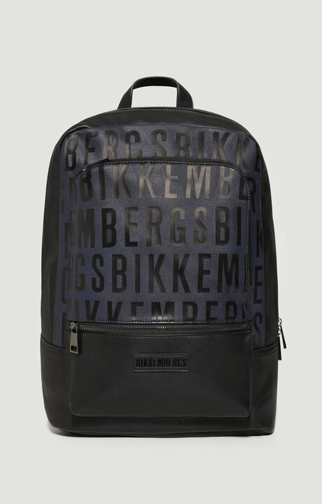 BACKPACK BUSINESS, Black/Navy, hi-res-1