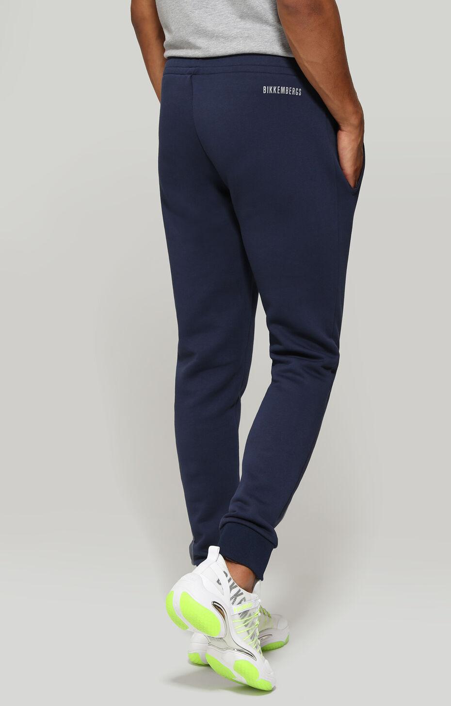 FLEECE PANTS, Blue, hi-res-1
