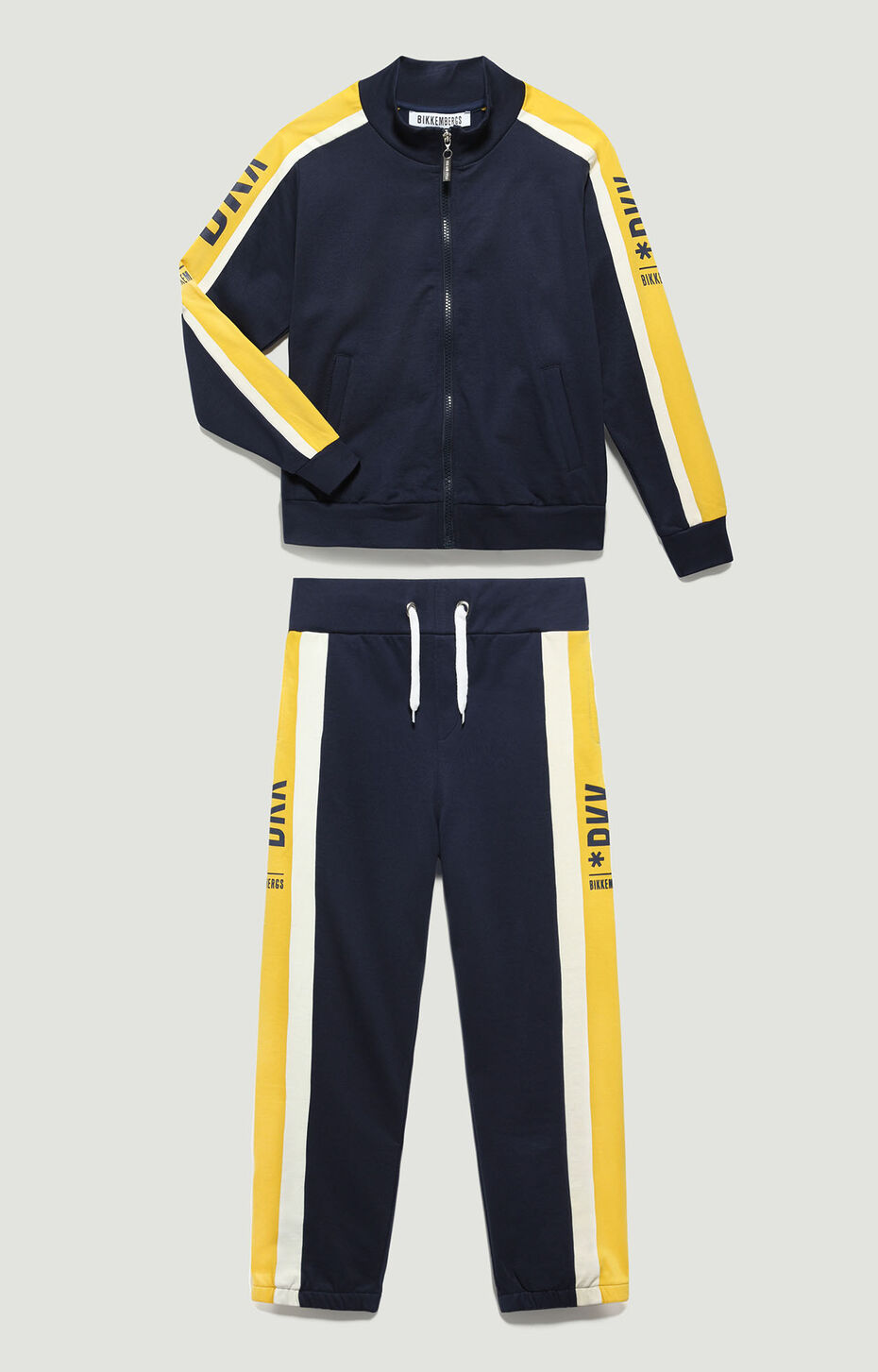 FLEECE TRACKSUIT, Amarillo, hi-res-1