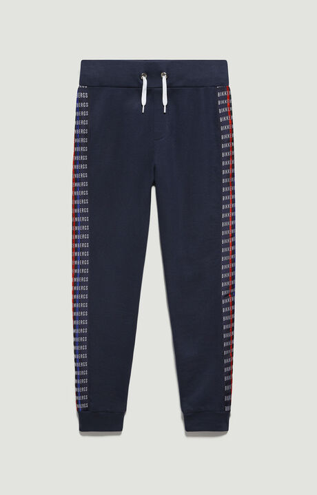 FLEECE TROUSERS, Blue, hi-res-1