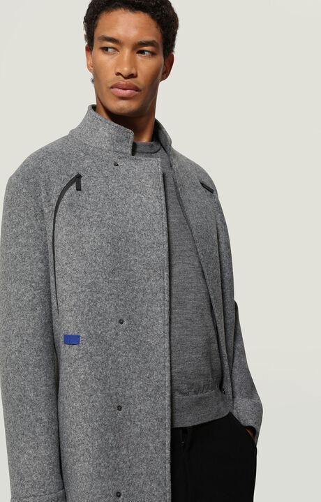 COAT, Grey/Bluette, hi-res-1