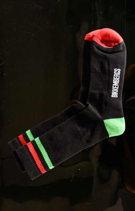 PACK  3 SHORT SOCKS CAPSULE #TRENTA, Black, hi-res-1