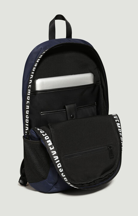 BACKPACK CORD, Navy/Blue, hi-res-1