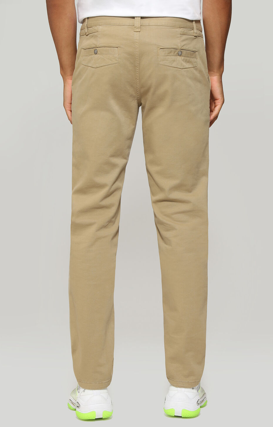 TROUSERS, Beige Oscuro, hi-res-1