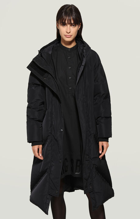 DOWN COAT, Noir, hi-res-1
