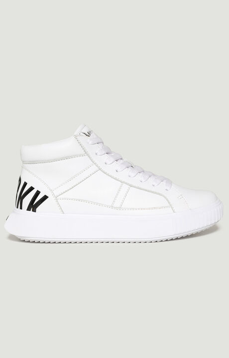 CIBELES  -  HIGH TOP LACE UP, White, hi-res-1