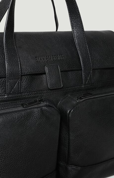 BRIEFCASE USED DESIGN, Черный, hi-res-1