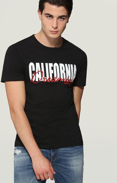 MIX MATCH T-SHIRT CALIFORNIA, BLACK, hi-res-1