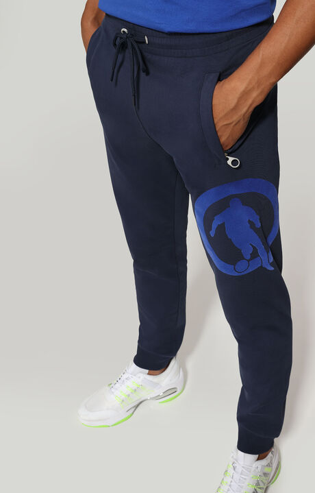 FLEECE PANTS, Blue, hi-res-1