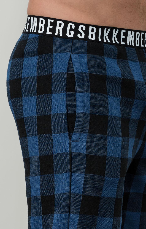 PANTS CHECK, Square Bluette, hi-res-1