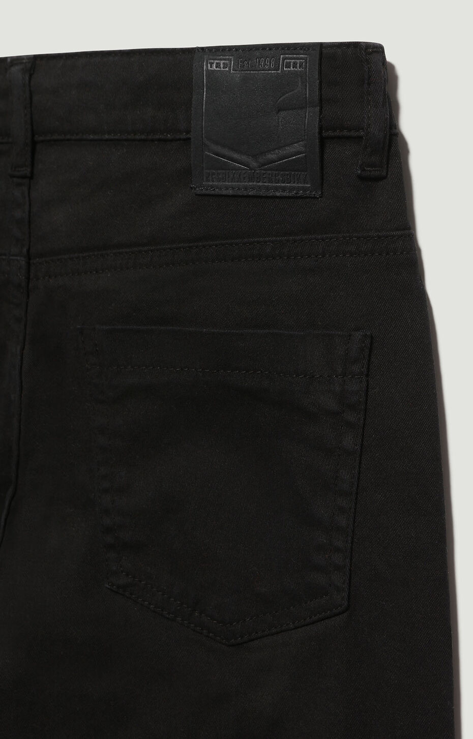 WOVEN TROUSERS, Black, hi-res-1