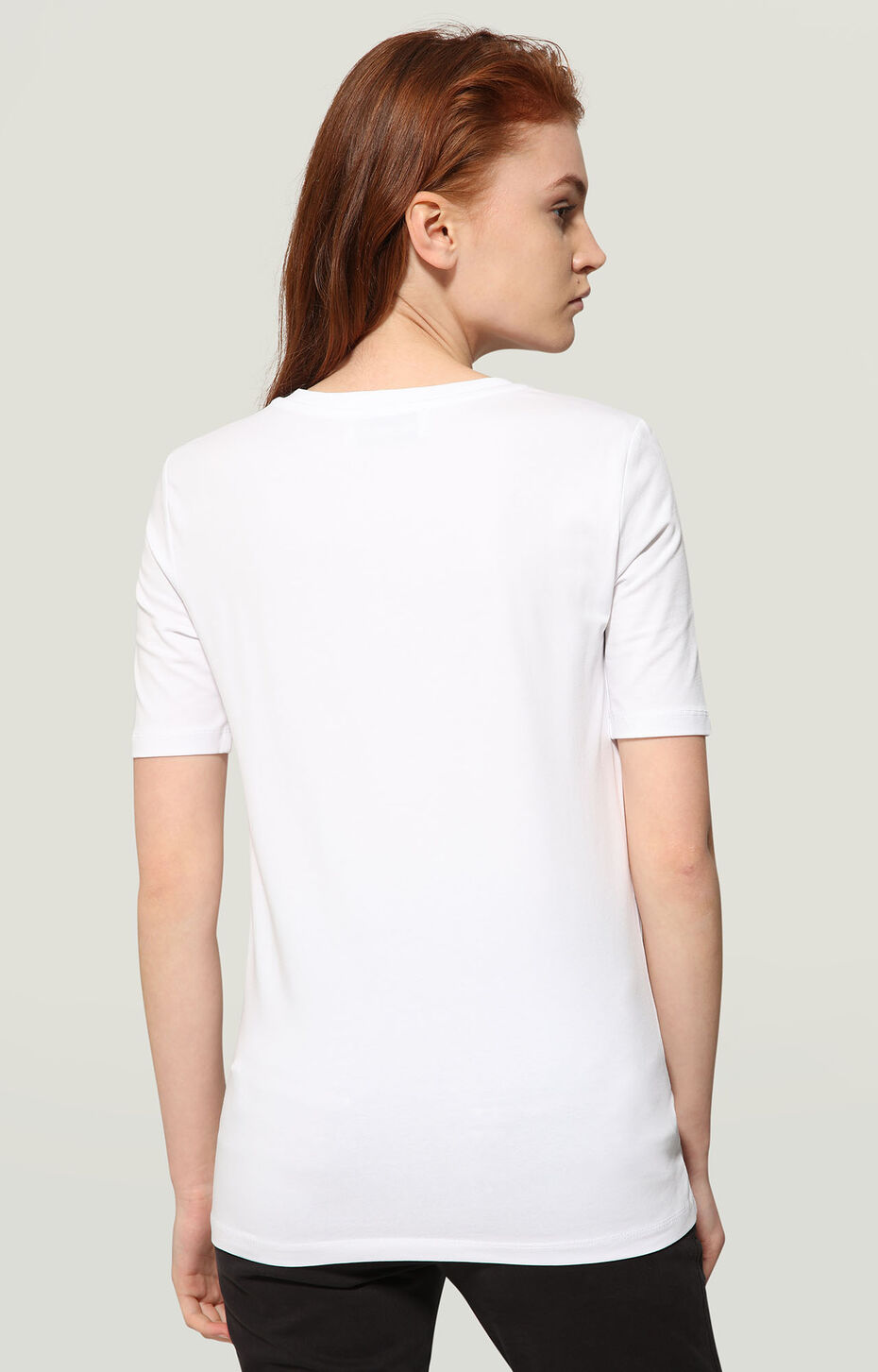 T-SHIRT, Blanco, hi-res-1