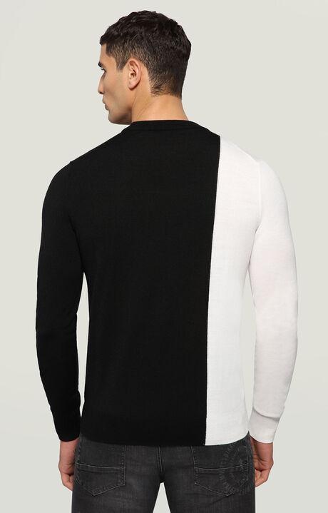 MAGLIA, BLACK/OFF WHITE, hi-res-1
