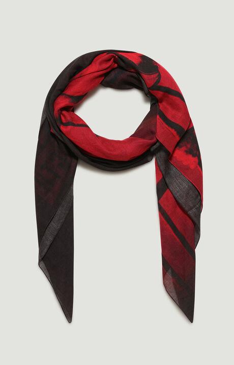SHAWL, Черный/Красный, hi-res-1
