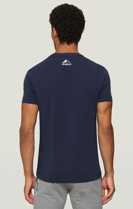 T-SHIRT, Bleu, hi-res-1