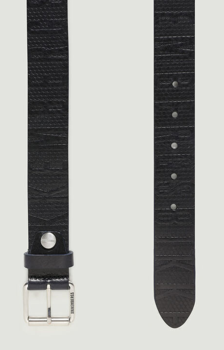 MAN BELT 3,5 CM, Navy/Blue, hi-res-1
