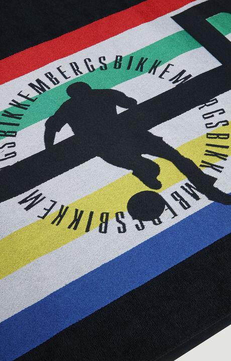 PUPINO TOWEL 100X170, BLACK, hi-res-1