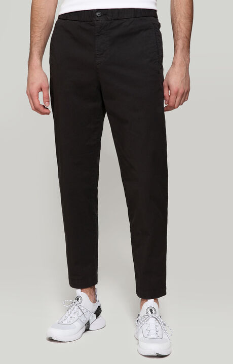 TROUSERS, BLACK, hi-res-1
