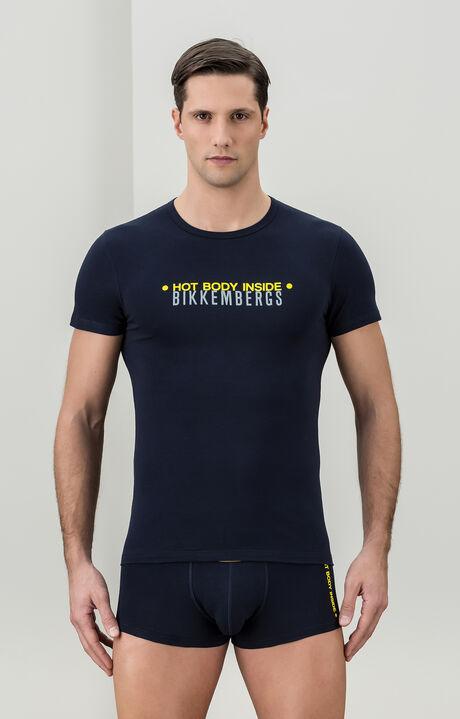 T-SHIRT HOT BODY, Blau, hi-res-1