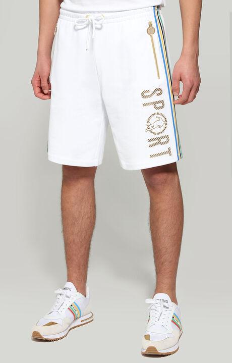 SHORTS, WHITE, hi-res-1