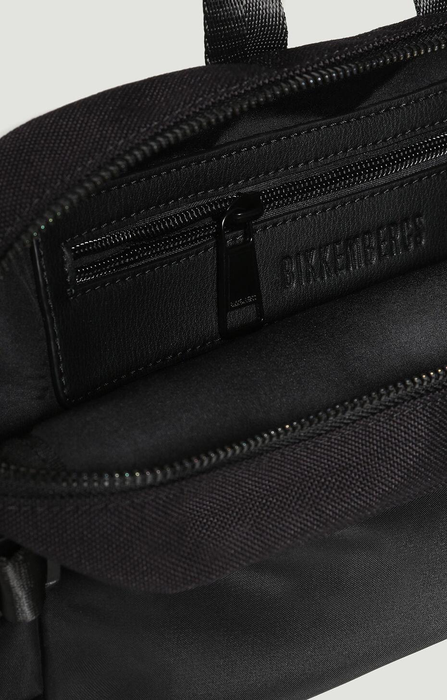 BELT BAG RUBBER TAPE 004, BLACK, hi-res-1