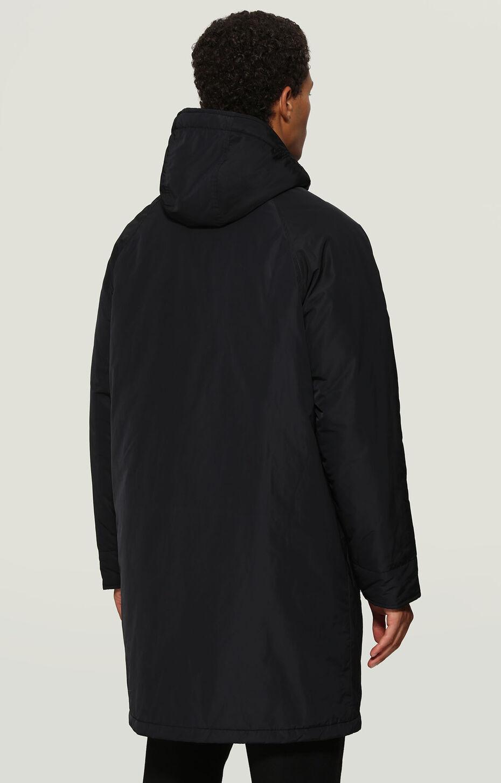 DOWN COAT, Black, hi-res-1