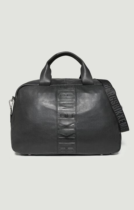 DUFFLE BAG PURE, Black/Black, hi-res-1