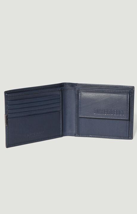 MINI BILLFOLD 5 C/C + COIN POCKET TAPE, Blue, hi-res-1