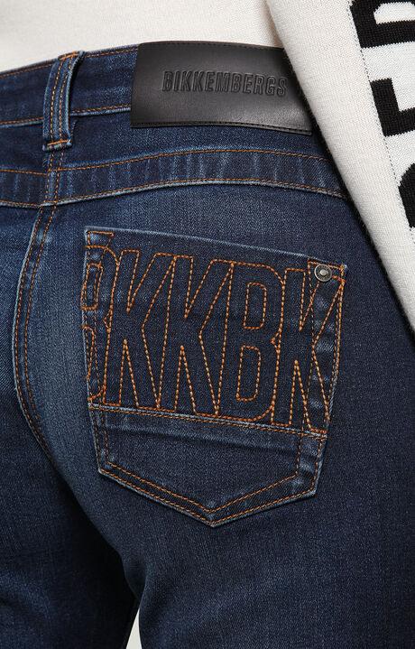PANTS 5 PKTS ALLOVER BKK, BLUE DENIM, hi-res-1
