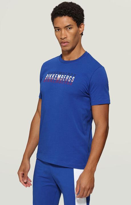 T-SHIRT, Bleu, hi-res-1